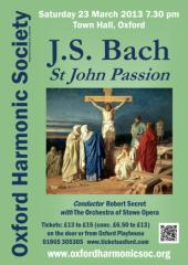 2013 Mar Bach poster